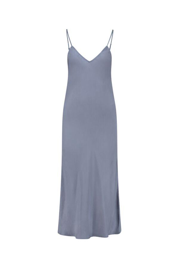 Denham Jeans Meryl Slip Dress EC Stonewash Blue - 02-21-04-15-041