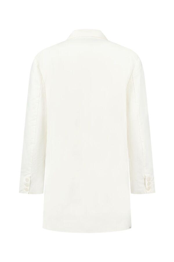 Denham Jeans Jamie Jacket COT White - 02-21-04-20-010
