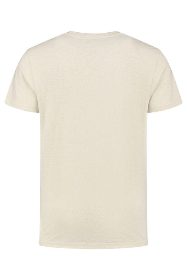 Closed T-Shirt Antique White - C85330 45C EB 274