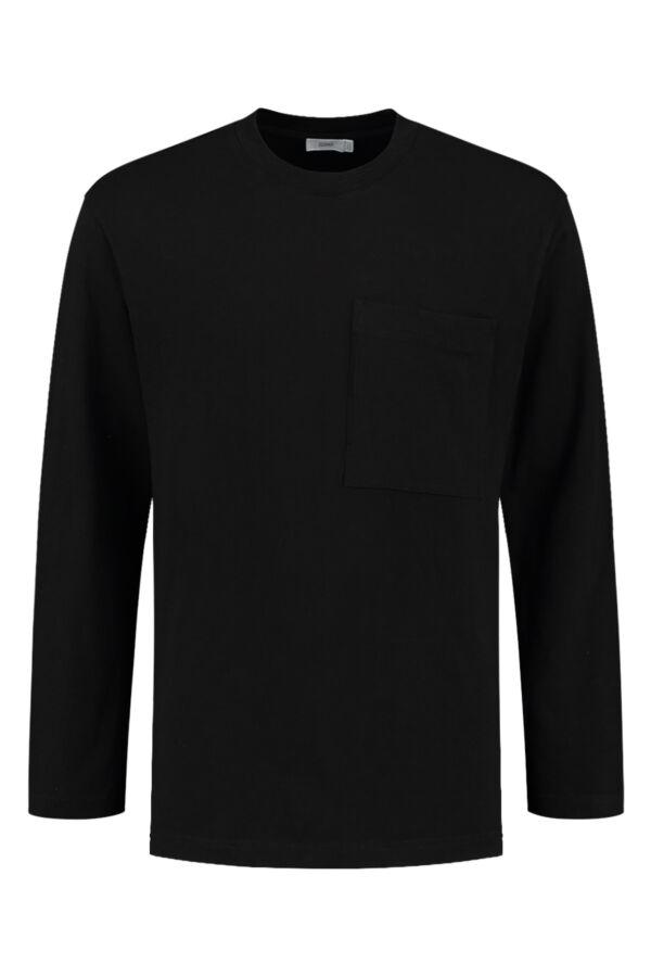 Closed Longsleeve T-Shirt Black - C85308 45C 22 100