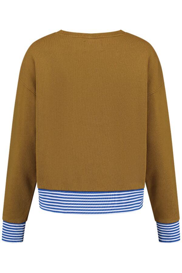 Mads Norgaard Logo Sweater Tilvina Breen- 200490 8039