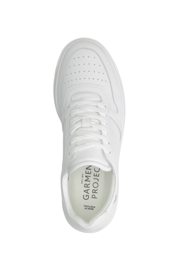 Garment Project Legacy White Leather - GP2274 100