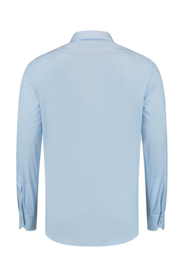 Traiano Rossini Radical Fit Shirt Light Blue - TCR04S TS09 TBL2