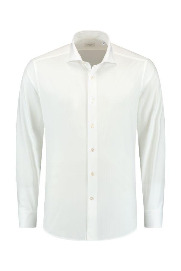 Traiano Rossini Regular Fit Shirt White - TCG04S TS00 TC18