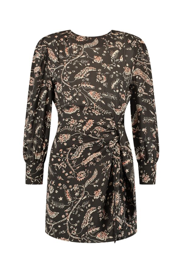 Bash Costel Dress Carbone - 1H21COST