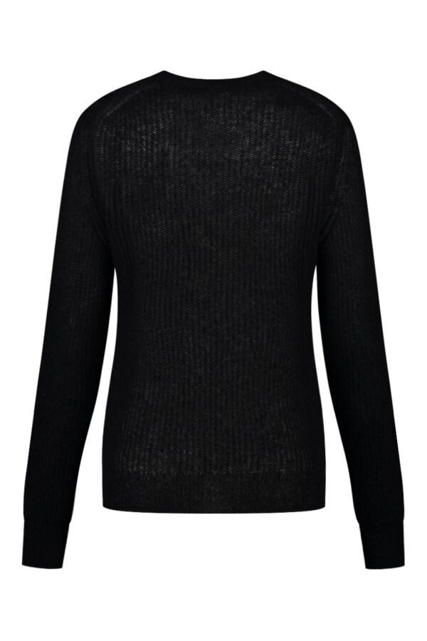 Filippa K Felicia Sweater Mohair 27929 1433 Black