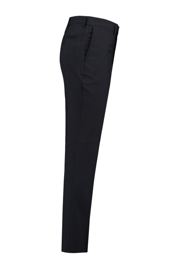 Christian Cool Wool Slacks van Filippa K in de kleur Dark Navy - 2-12-18021