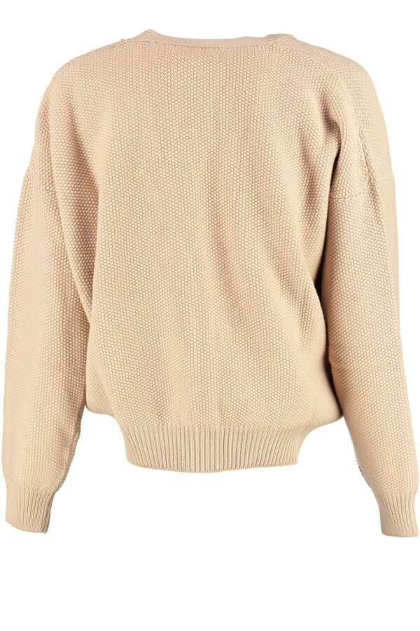 Vanessa Bruno Athe Vest Wol 4EAC01 A03537 poudre
