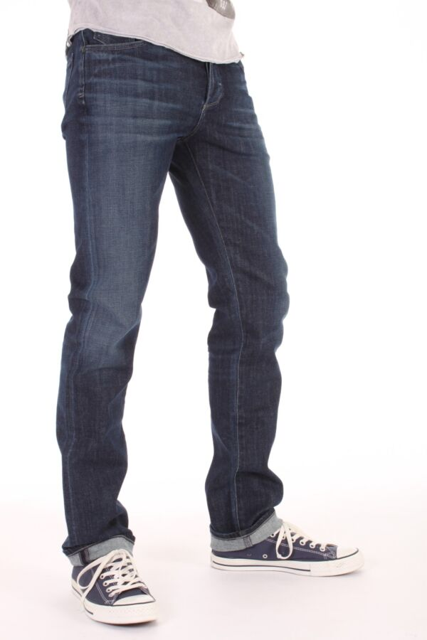 Citizens of Humanity Core Non Selvage Slim Straight in Ricky wassing - 6034D-827