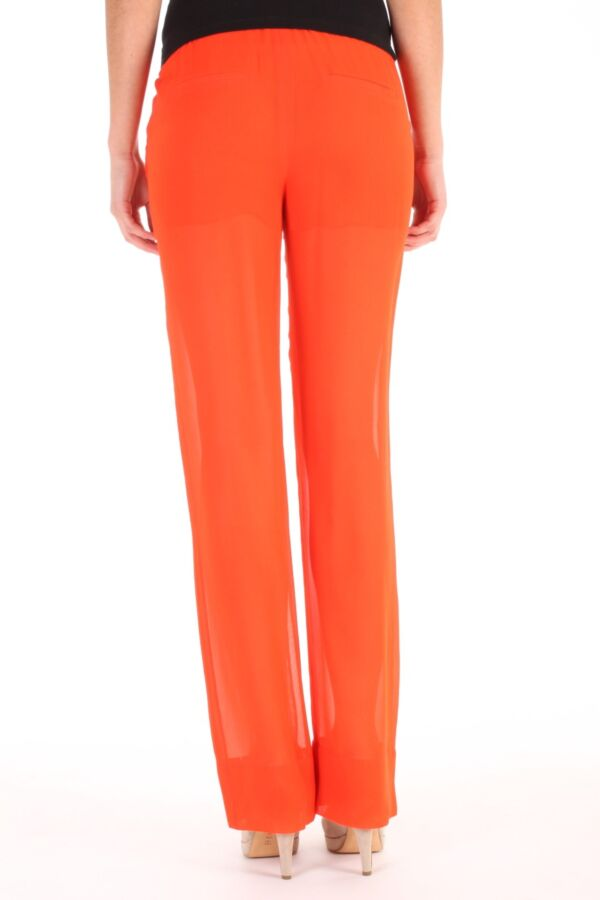 Schumacher Graphic Pants in Coral Crush - 149107 443